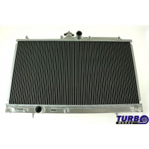 Verseny vízhűtő, radiator - Lancer EVO 7-9 TurboWorks